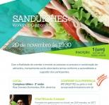 Cozinha Saudável - Sanduíches
